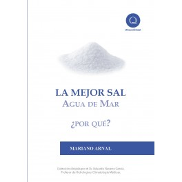 La mejor sal. Agua de mar
