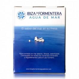 Ibiza y Formentera Agua de Mar 3L.