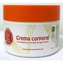 Crema corporal