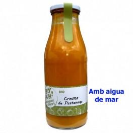 Crema de zanahoria con agua de mar 470 ml